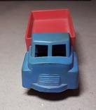 Винтаж грузовая машинка СССР 60-70-е годы, фото №4
