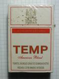 Сигареты ТЕМР 2003 г.