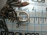 Серебряный Кулон Фея Эльф Винкс Динь-Динь Сказочный Персонаж Серебро 925 проба 351, фото №5