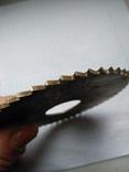 Фреза отрезная, 100 х 2 мм, диаметр отверстия 27 мм, сталь р6м5., фото №3