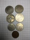 Подборка монет Норвегии. 7 шт, фото №5