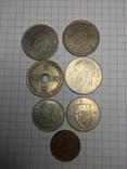 Подборка монет Норвегии. 7 шт, фото №6