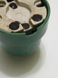 Кнопка, електро пускач (пускатель) з бакеліту (СССР), фото №8