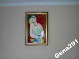 Картина Пабло Пикассо. Сон. Копия., фото №4