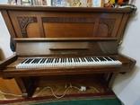 Пианино, фортепиано немецкое Циммерманн, фото №2