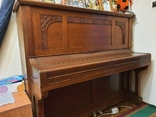Пианино, фортепиано немецкое Циммерманн, фото №3
