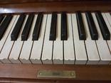 Пианино, фортепиано немецкое Циммерманн, фото №4