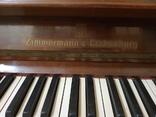 Пианино, фортепиано немецкое Циммерманн, фото №5