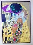 Картина копия  Из Триптиха 60*80 См Холст Масло. Ручная Работа, фото №4