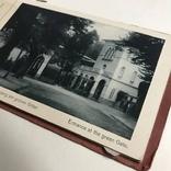 Набор открыток панорамы городов Германии , скреплённый, фото №7