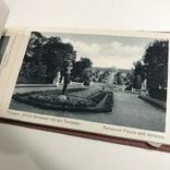 Набор открыток панорамы городов Германии , скреплённый, фото №8