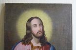 Спаситель с хлебом 91х66 1869г., фото №4