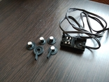 Электроника Д1-012 сетевой шнур., фото №3