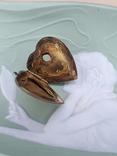 Кулон серебро 875 проба ., фото №6
