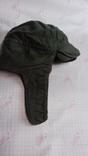 военная зимняя кепи-шапка. зарубежка.лот № 4, фото №5