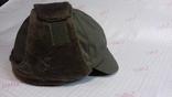 военная зимняя кепи-шапка. зарубежка.лот № 98, фото №2