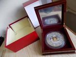 Монета пазл 12 апостолов,Серебро 1 килограмм.., фото №3