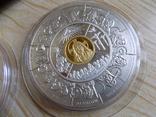 Монета пазл 12 апостолов,Серебро 1 килограмм.., фото №2