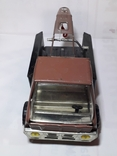 Винтажная Машинка Эвакуатор Кран СССР .ДЗИ Металическая.длина 20 см., фото №7