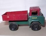 Машинка Грузовая СССР длина 26,5 см, фото №2