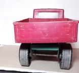 Машинка Грузовая СССР длина 26,5 см, фото №6