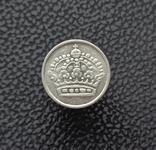 Швеция 10 эре 1954 серебро, фото №3