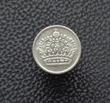 Швеция 10 эре 1957 серебро, фото №3