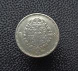 Швеция 1 крона 1947 серебро, фото №2
