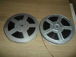 Кинопленка 16 мм 2 шт Культурное строительство в СССР 1 и 2 части, фото №4