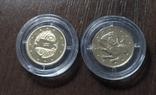 2 гривны.Зодиак 2 шт. Золото (1)., фото №2