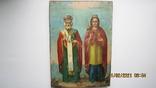 Святой хрс Николай и Святая муч. Варвара, фото №2