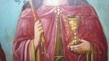 Святой хрс Николай и Святая муч. Варвара, фото №13