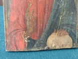 Икона дерево,масло 18*12 см., фото №6