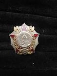 Орден Александра Невского, копия, фото №3
