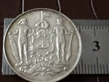 2 1/2 цента 1903  року Північне Борнео / точна копія рідкісної, фото №3