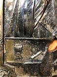 Икона в серебрянном окладе, фото №7