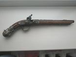 Пистоль старинный копия, фото №2