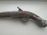 Пистоль старинный копия, фото №9