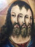 Икона Спас Триединый, фото №6