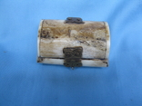 Шкатулка кость, фото №3