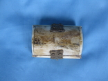 Шкатулка кость, фото №4