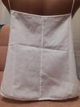 Короткая сорочка кружево вышивка хлопок, фото №7