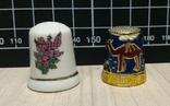 Два новых сувенирных наперстка, фото №2