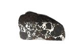 Залізо-кам'яний метеорит Brahin, 3,4 грами, сертифікат автентичності, фото №2