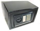 Металлический сейф с электронным кодовым замком, фото №2