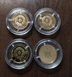 2 гривны.Золото.4 шт., фото №4
