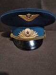 Фуражка парадная ВВС СССР, фото №2