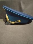 Фуражка парадная ВВС СССР, фото №3