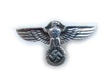 III REICH имперский орел, птица, курица, рукоятки кинжала SS, SA, СА, СС серебро. Копия., фото №7
