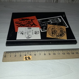 Книжные знаки библиофила 1991 Соломон Вуль, фото №3